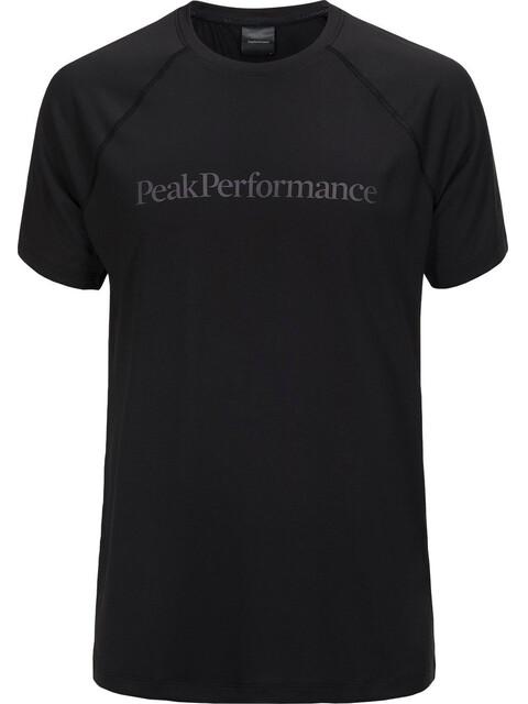 Peak Performance M's Gallos Co2 SS Tee Black